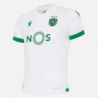 Sporting clube de portugal 2020/21 kids third shirt