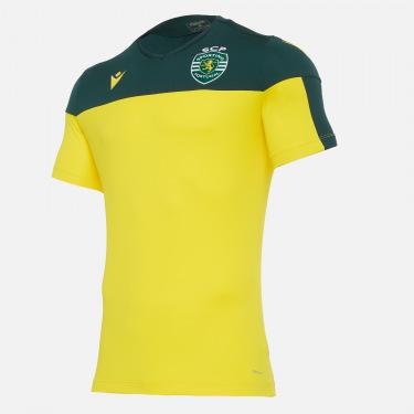 Sporting clube de portugal 2020/21 light training shirt