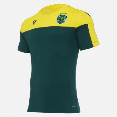 Maglia staff da allenamento light sporting club de portugal 2020/21