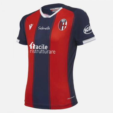 Camiseta para niños de la primera equipación bologna fc 2020/21