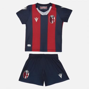 Kit de jogo infant bologna fc 2020/21