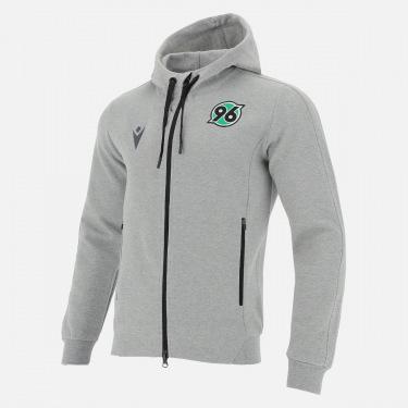 sweatshirt ligne supporter hannover 96 2020/21