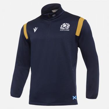 Scotland rugby 2020/21 adults' brushed sweatshirt