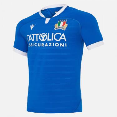 Réplica da camisola principal do italia rugby 2020/21