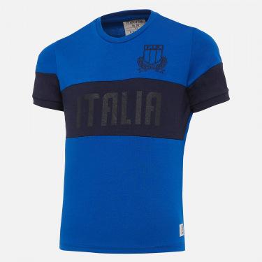 Camiseta celeste para niño línea fan FIR 2020/21