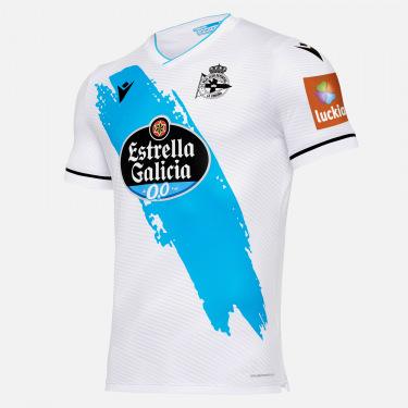 Camisola do gallega rc deportivo 2020/21