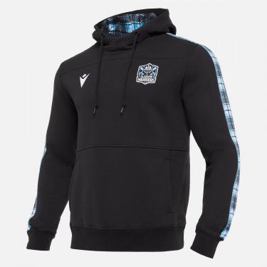 Sweatshirt de voyage en coton Glasgow Warriors 2020/21