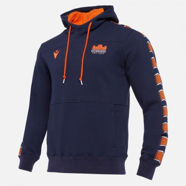 Travel cotton sweatshirt Edinburgh Rugby 2020/21