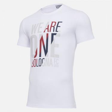 Bologna fc 2020/21 fan cotton t-shirt