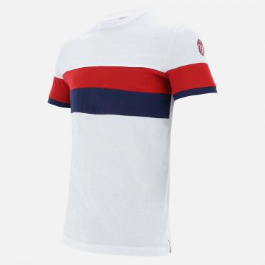 Camiseta en algodón bologna fc 2020/21