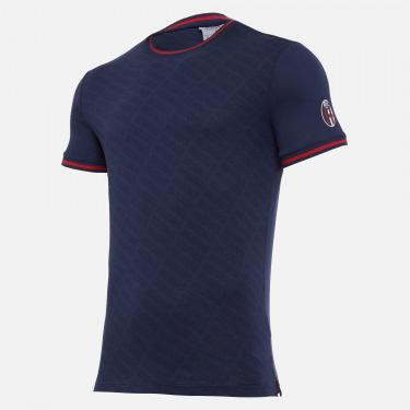 bologna fc 2020/21 cotton t-shirt