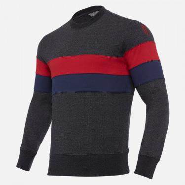 Sweatshirt não cardada com decote redondo linha fan sénior bologna fc 2020/21