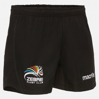 zebre rugby 2020/21 training shorts