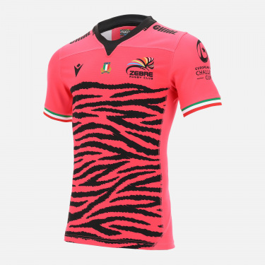 Zebre Rugby 2020/21 Third Shirt