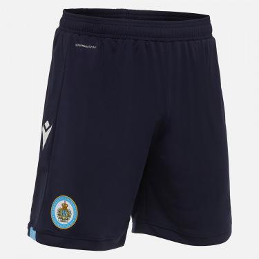 federazione sammarinese giuoco calcio 2020/21 adults' away shorts