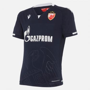 Red star belgrade 2020/21 kids away shirt