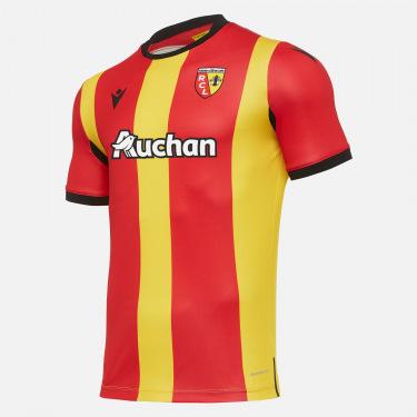 Lens 2020/21 home shirt