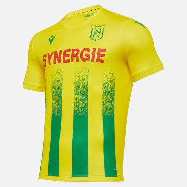Fc nantes 2020/21 home shirt