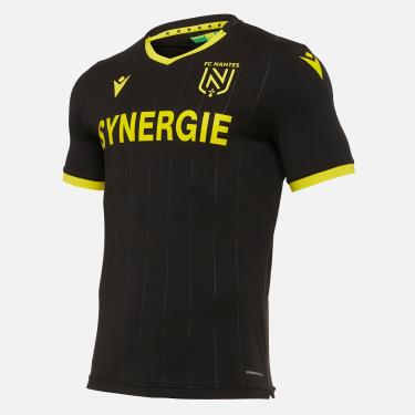 Camiseta de la segunda equipación fc nantes 2020/21